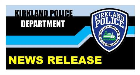 Graphic announcement of a KPD news release