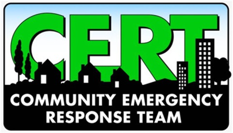 Community Emergency Response Team (CERT) logo