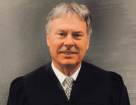 Judge John Olson
