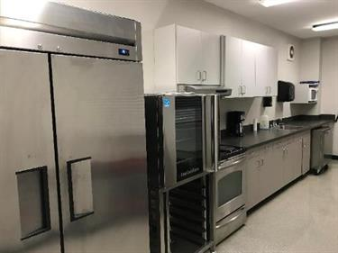 NKCC Multi-Purpose Room Kitchen