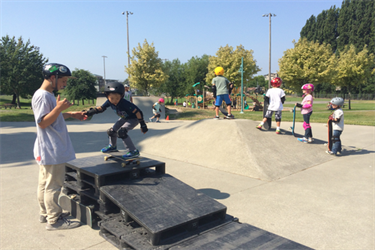 Skate Like A Girl Camp