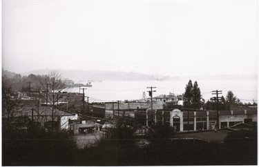 Downtown Kirkland in 1930